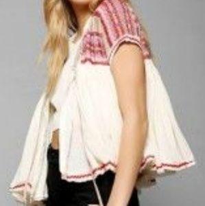 Urban Outfitters Boho jacket size XS